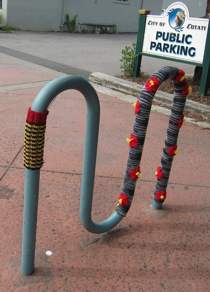 Cotati Bike Rack