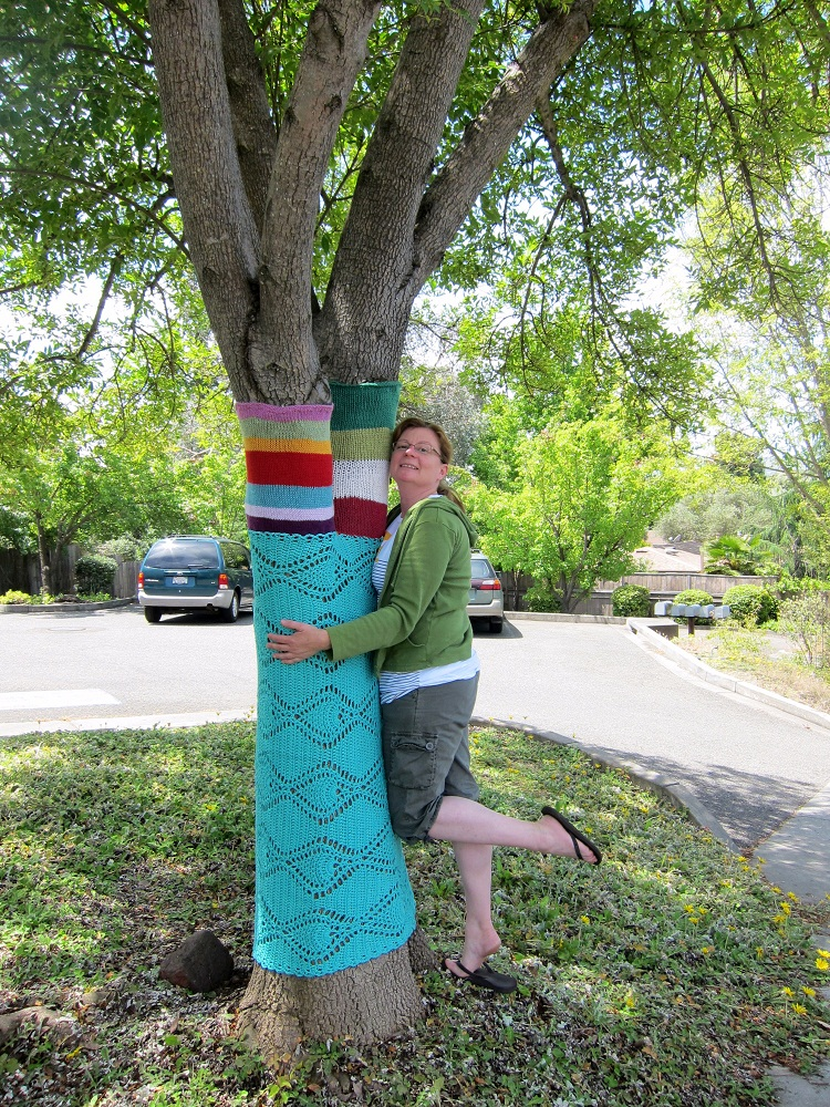 Sonoma Yarn: Tillie's Tree