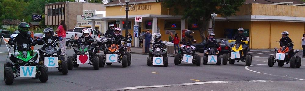Cotati Kids' Day Parade July 16, 2011